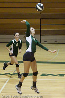 7689 Varsity Volleyball v Chimacum 091911