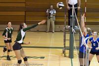 7690 Varsity Volleyball v Chimacum 091911