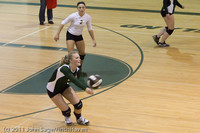 7694 Varsity Volleyball v Chimacum 091911