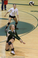 7695 Varsity Volleyball v Chimacum 091911