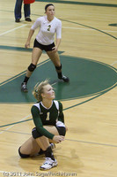 7696 Varsity Volleyball v Chimacum 091911