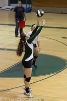 7712 Varsity Volleyball v Chimacum 091911