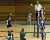 7730 Varsity Volleyball v Chimacum 091911