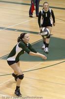 7738 Varsity Volleyball v Chimacum 091911