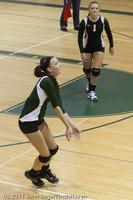 7739 Varsity Volleyball v Chimacum 091911