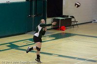 7751 Varsity Volleyball v Chimacum 091911