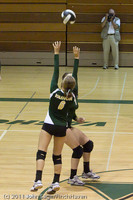 7757 Varsity Volleyball v Chimacum 091911