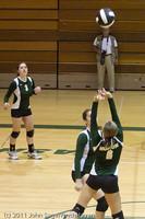 7766 Varsity Volleyball v Chimacum 091911