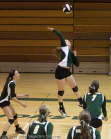 7780 Varsity Volleyball v Chimacum 091911