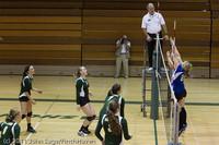 7783 Varsity Volleyball v Chimacum 091911