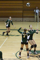 7790 Varsity Volleyball v Chimacum 091911