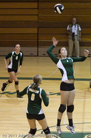 7792 Varsity Volleyball v Chimacum 091911