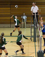 7800 Varsity Volleyball v Chimacum 091911