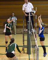 7801 Varsity Volleyball v Chimacum 091911