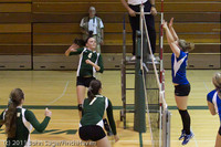7802 Varsity Volleyball v Chimacum 091911