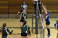 7802 Varsity Volleyball v Chimacum 091911