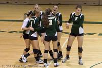 7808 Varsity Volleyball v Chimacum 091911