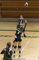 7814 Varsity Volleyball v Chimacum 091911