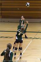 7814 Varsity Volleyball v Chimacum 091911