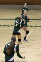 7816 Varsity Volleyball v Chimacum 091911