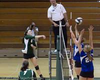 7819 Varsity Volleyball v Chimacum 091911