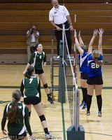 7820 Varsity Volleyball v Chimacum 091911