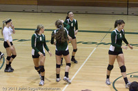 7824 Varsity Volleyball v Chimacum 091911