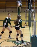 7825 Varsity Volleyball v Chimacum 091911