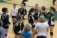 7831 Varsity Volleyball v Chimacum 091911