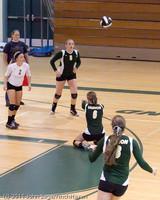 7844 Varsity Volleyball v Chimacum 091911