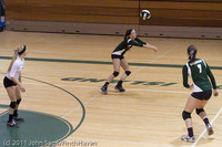7847 Varsity Volleyball v Chimacum 091911