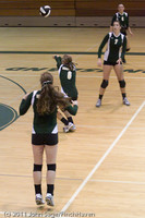 7850 Varsity Volleyball v Chimacum 091911