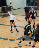 7853 Varsity Volleyball v Chimacum 091911