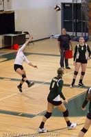 7854 Varsity Volleyball v Chimacum 091911