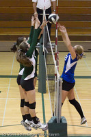 7857 Varsity Volleyball v Chimacum 091911