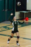 7861 Varsity Volleyball v Chimacum 091911