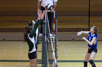 7866 Varsity Volleyball v Chimacum 091911
