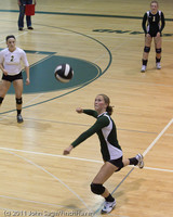 7877 Varsity Volleyball v Chimacum 091911