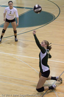 7878 Varsity Volleyball v Chimacum 091911