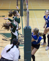 7891 Varsity Volleyball v Chimacum 091911