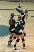 7899 Varsity Volleyball v Chimacum 091911