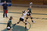 7907 Varsity Volleyball v Chimacum 091911