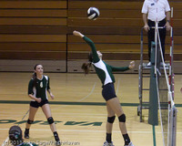 7933 Varsity Volleyball v Chimacum 091911