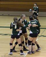 7940 Varsity Volleyball v Chimacum 091911