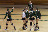 7943 Varsity Volleyball v Chimacum 091911