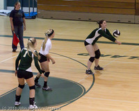 7948 Varsity Volleyball v Chimacum 091911