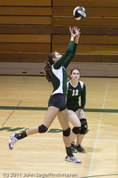 7951 Varsity Volleyball v Chimacum 091911