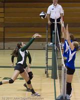 7952 Varsity Volleyball v Chimacum 091911
