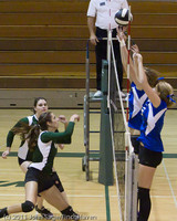 7953 Varsity Volleyball v Chimacum 091911