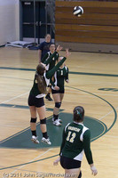 7964 Varsity Volleyball v Chimacum 091911